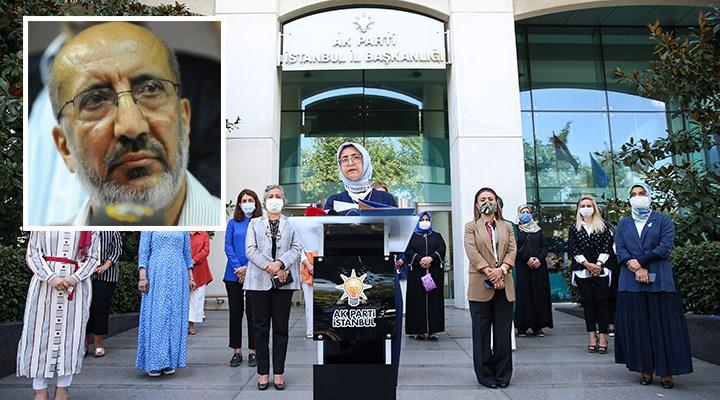 AKP'li kadınlar Dilipak hakkında suç duyurusunda bulundu