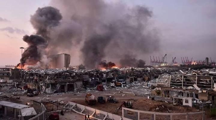 BM: Beyrut Limanı'ndaki patlamada en az 34 mülteci hayatını kaybetti