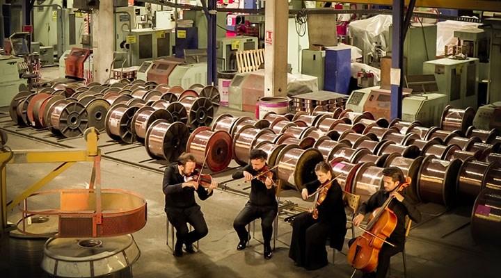 Genç besteciler Mozart ile kaynaşıyor