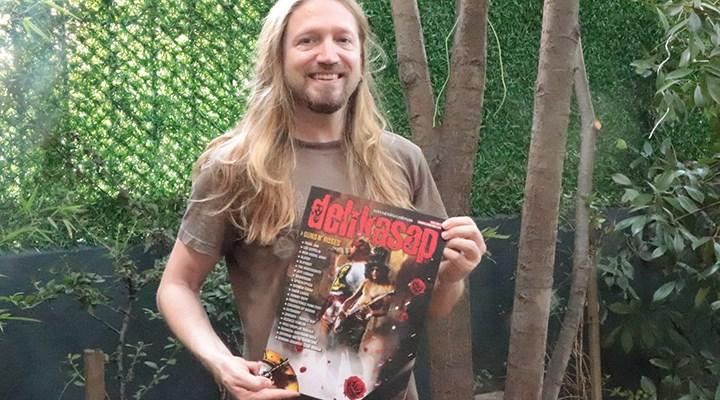 Heavy metal ve hard rock'ın son kalesi DeliKasap Dergi'nin yeni sayısı çıktı
