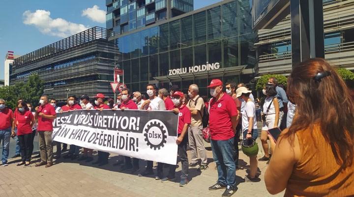 Vestel'de kaç işçi yaşamını yitirdi: Firma 2 kişi dedi, işçiler 5 kişinin ismini açıkladı!