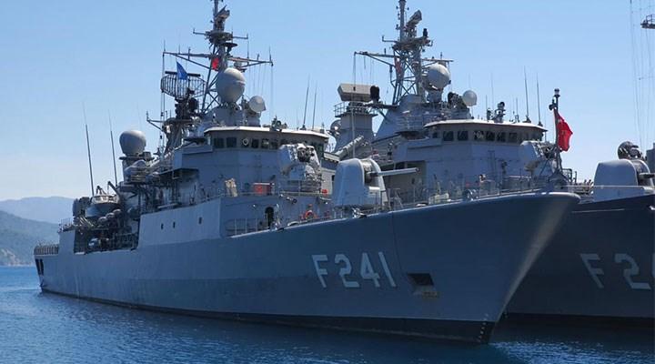 AB'den Yunanistan ve Güney Kıbrıs'a destek