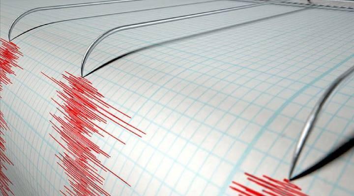 Akdeniz'de 3,6 büyüklüğünde deprem