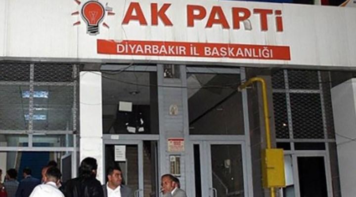 AKP Diyarbakır'da deprem: 12 ilçe başkanı istifa etti