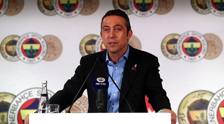 Ali Koç'tan Nihat Özdemir'e: Fenerbahçe'nin borçları da Hazine garantili olsa ben de imzalarım