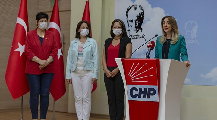 CHP Kadın Kolları: İstanbul Sözleşmesi kalacak, siz gideceksiniz