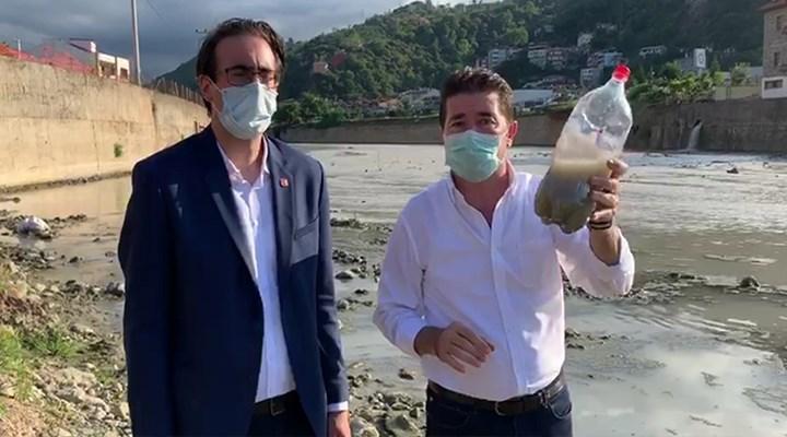 CHP'li Kaya: Trabzon Değirmendere neden bu halde?