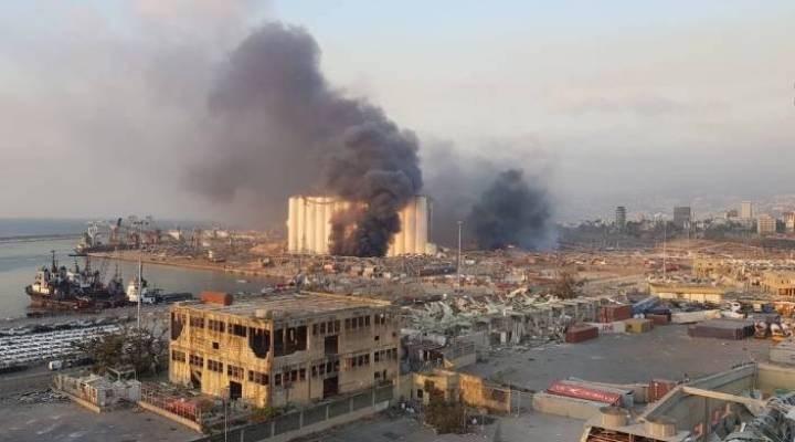 Lübnan Cumhurbaşkanı Avn: Patlamanın yol açtığı maddi hasar 15 milyar doları aştı