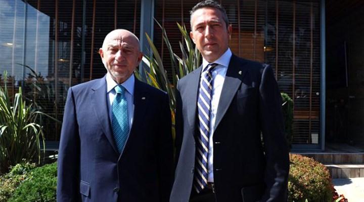 TFF Başkanı Özdemir: Fenerbahçe yeter ki bir bankayla anlaşsın