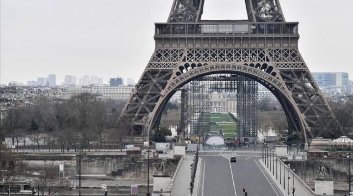 Fransa'da Covid-19'dan ölenlerin sayısı 30 bin 388'e yükseldi