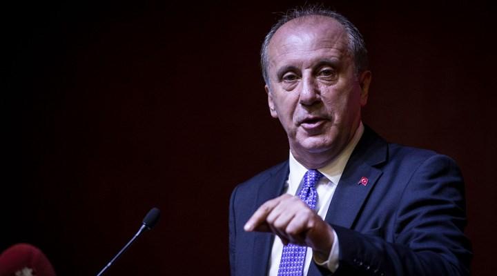 Kemal Kılıçdaroğlu'ndan parti örgütüne Muharrem İnce talimatı