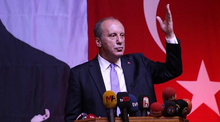 Muharrem İnce'nin hareketiyle ilgili AKP'den ilk açıklamalar: Bakıp izleyeceğiz