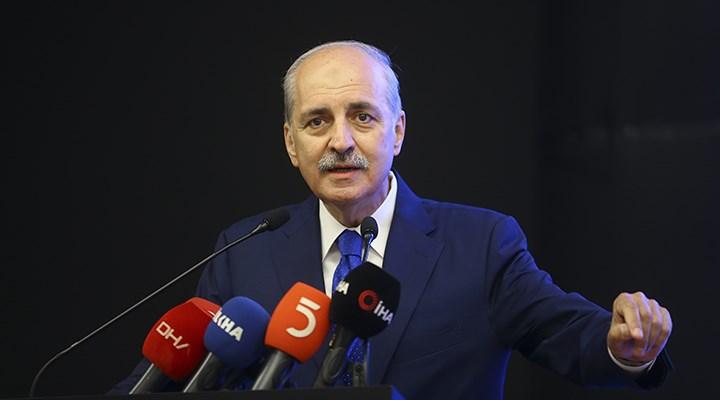 AKP'li Kurtulmuş tek başına yaşayan yurttaşları 'sıkıntı kaynağı' ilan etti