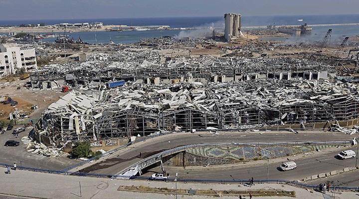 Beyrut Limanı'ndaki patlamada can kaybı 177'ye çıktı