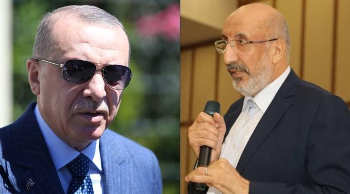 Erdoğan'ın tepki gösterdiği Dilipak: Duanıza muhtacım