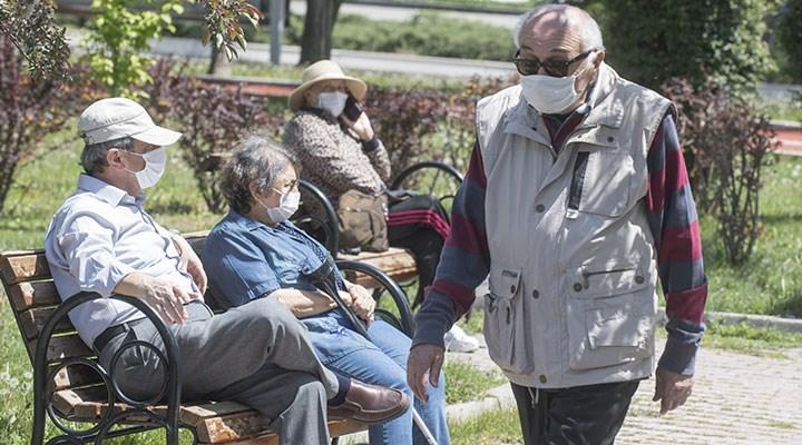 2 ilde daha65 yaş ve üzeri yurttaşlar için kısıtlama kararı