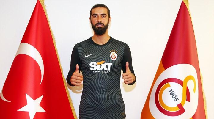 Galatasaray, kaleci Fatih Öztürk'ü transfer etti