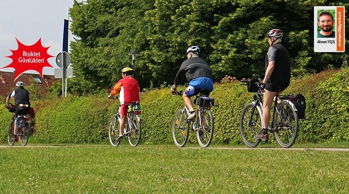Bisiklet Günlükleri: Bisikletle kilo vermek