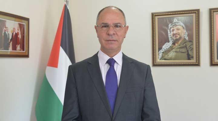 Filistin'in Ankara Büyükelçisi Mustafa: İsrail, 'Arap devletleri yanımda' diye düşünecek