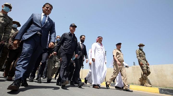 Libya'da 'Sirte' trafiği