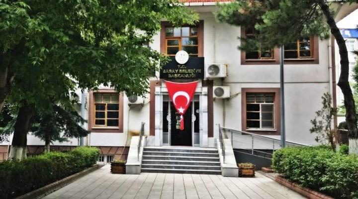 Saray Belediyesi'nde işçiler ücretsiz izne çıkarıldı