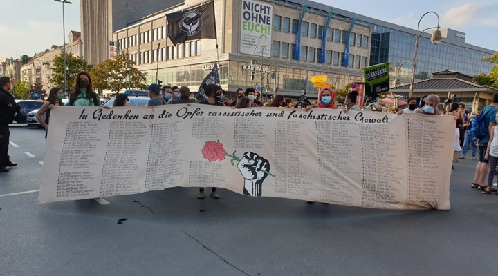 'Hanau katliamı aydınlatılsın' talebi