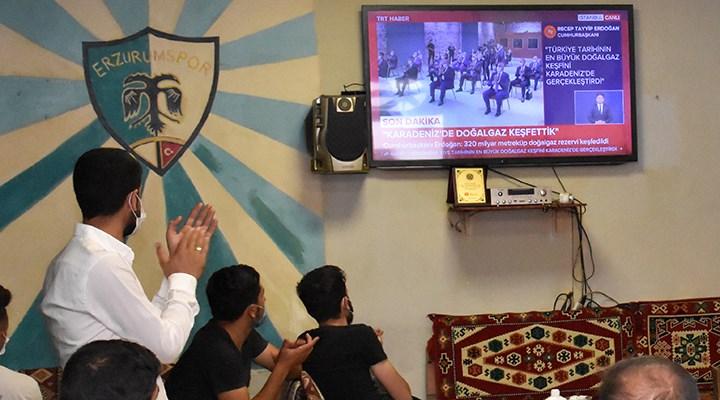 Dünya basını, Erdoğan'ın doğalgaz müjdesini nasıl gördü?