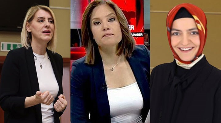 AKP'li isimler, Nevşin Mengü üzerinden karşı karşıya geldi