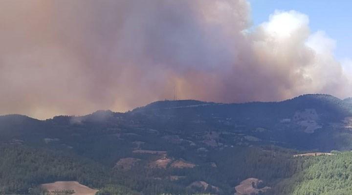 Kozan'daki orman yangını büyüyor: 6 köy boşaltıldı, kundaklamadan şüpheleniliyor