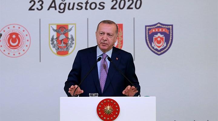 Erdoğan: Türkiye, kendi savaş gemisini tasarlayıp üretebilen 10 ülkeden birisi