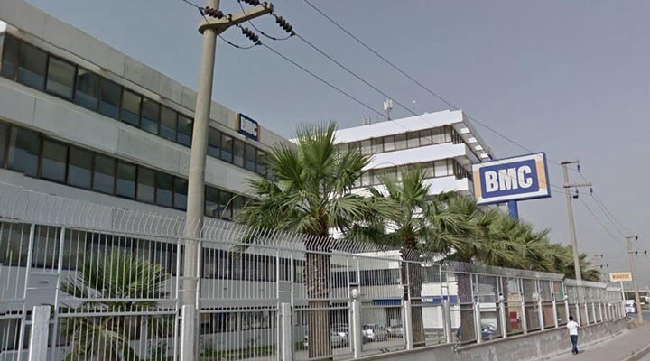 İzmir'deki BMC fabrikasında vakalar artınca üretim durdu