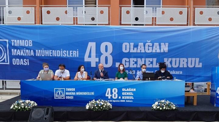MMO'nun 48. Olağan Genel Kurulu'nun sonuç bildirisi yayımlandı: Çıkış yolu kamucu politikalarda