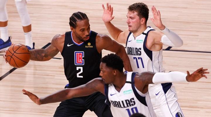 Clippers, Mavericks'i 43 sayı farkla yendi