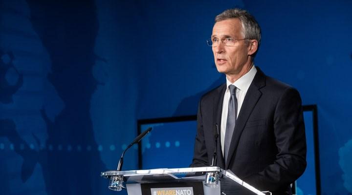 NATO: Doğu Akdeniz'deki durumu çözmenin bir yolunu bulmalıyız