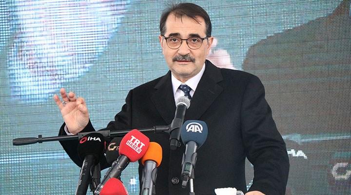 Bakan Dönmez'den doğalgaz rezervi açıklaması: 2 aya yeni müjde gelebilir