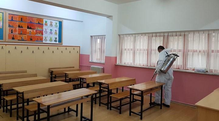 Eğitim Sen okulların ismini paylaştı: Son iki günde 80 okulda koronavirüs vakası tespit edildi!