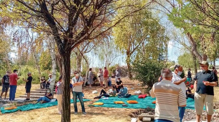 Yenimahalle Belediye Başkanı Yaşar: Adnan Kahveci Parkı halkındır