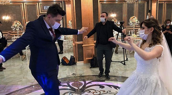 Aydın'da, düğünlerde gelin ve damat dışında kimse oynamayacak