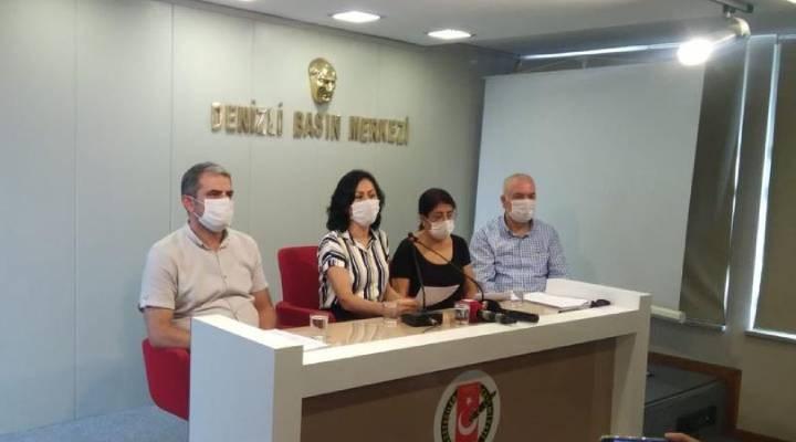 Denizli'de 21 kurum maden ihalesine tepki gösterdi