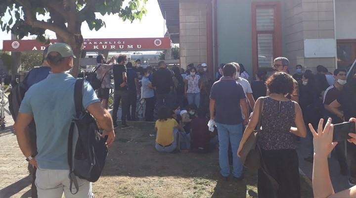 Ebru Timtik'in cenazesini ailesine teslim edildi