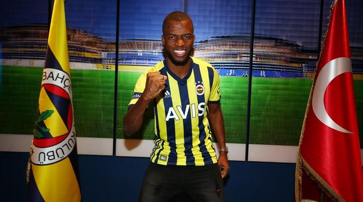 Fenerbahçe, Enner Valencia'yı kadrosuna kattı