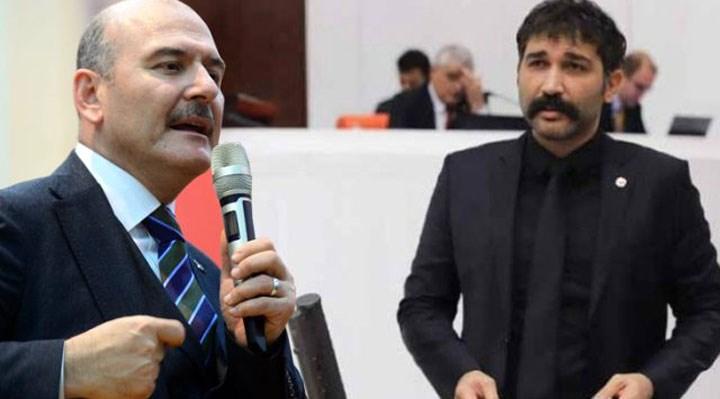 Süleyman Soylu'dan Barış Atay'a ağır hakaret!