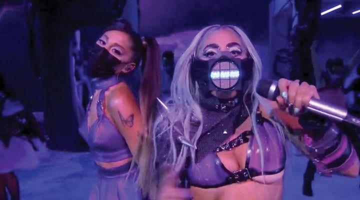 2020 MTV Müzik Ödülleri koronavirüs gölgesinde gerçekleşti