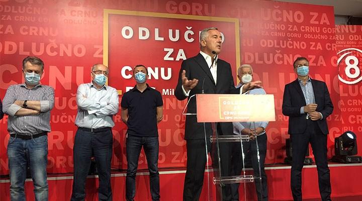 Karadağ'da kritik seçimin sonuçları belli oldu