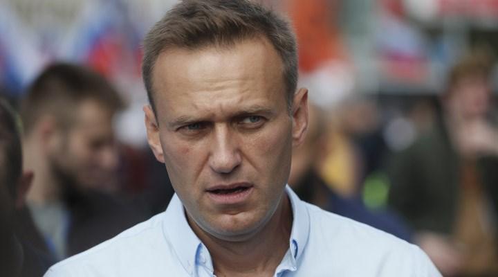 Almanya: Aleksey Navalny'ın kesin olarak zehirlendiği tespit edildi