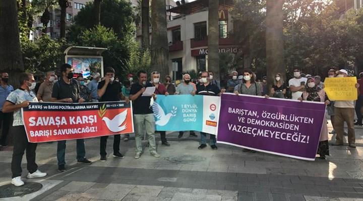 """""""Barışın ve kardeşliğin egemen olduğu bir Türkiye ve dünya istiyoruz!"""""""