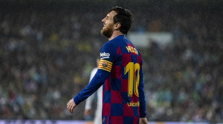 Jorge Messi: Oğlumun Barcelona'da kalması zor görünüyor