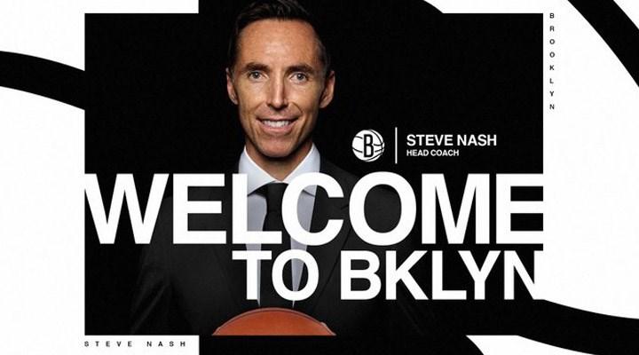 Brooklyn Nets'te Steve Nash dönemi