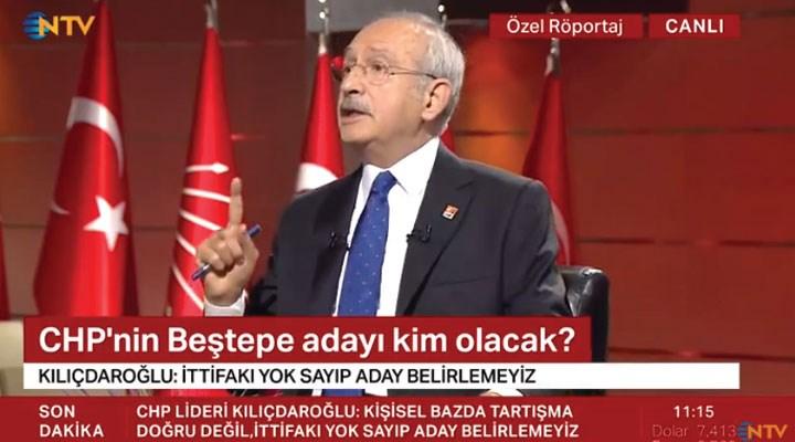 Kılıçdaroğlu'ndan Abdullah Gül sorusuna yanıt