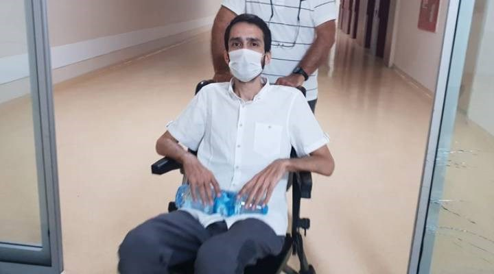 Avukat Aytaç Ünsal ölüm orucunu bıraktı